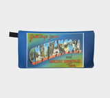 Chattanooga Vintage Post Card Style Pouch Pencil Case - Good World Goods