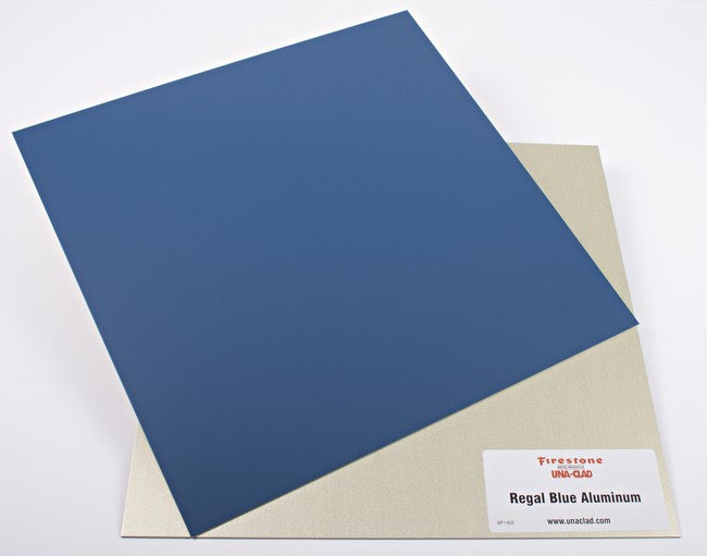 Regal Blue Aluminum