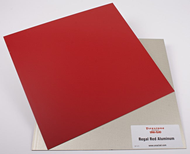 Regal Red Aluminum