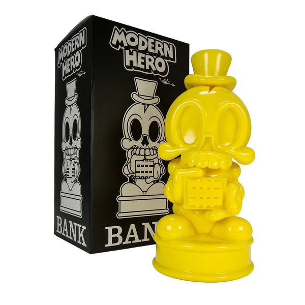 MAD Modern Hero Bank Yellow
