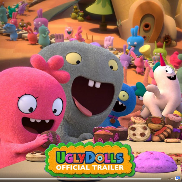 Uglydoll Movie