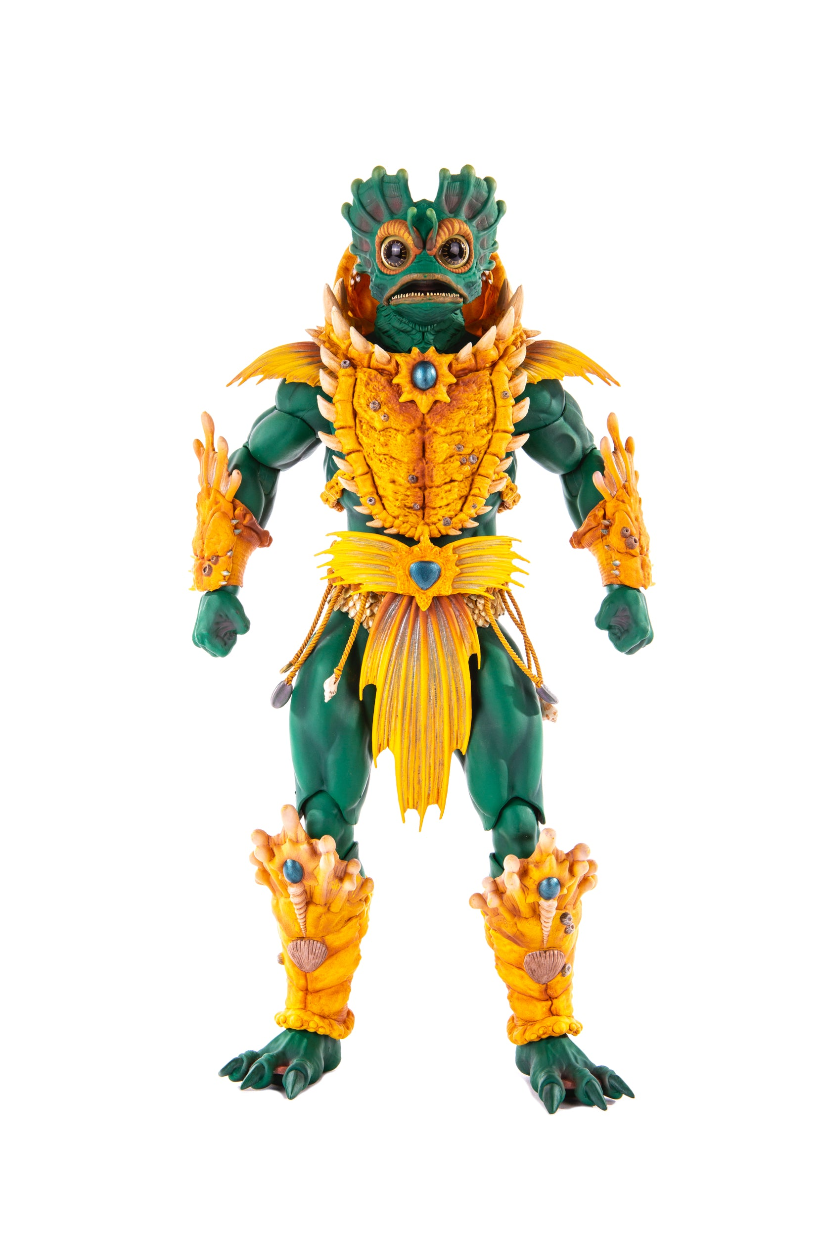 Mondo Mer-Man Masters of the Universe 1//6 Scale Figure NEW//Sealed
