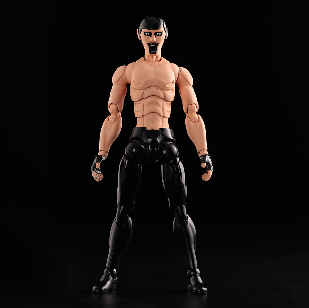 Nu:Synth Punk Drunkers AITSU 1:12-scale action figure by 1000toys 1000toys Action Figure Tenacious Toys®