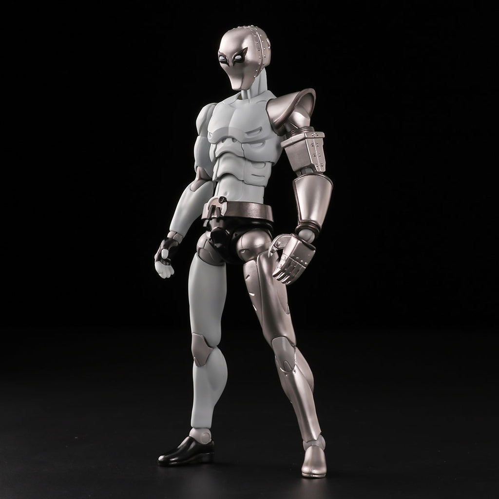 Nu:Synth Punk Drunkers AITSURER 1:12-scale action figure by 1000toys 1000toys Action Figure Tenacious Toys®