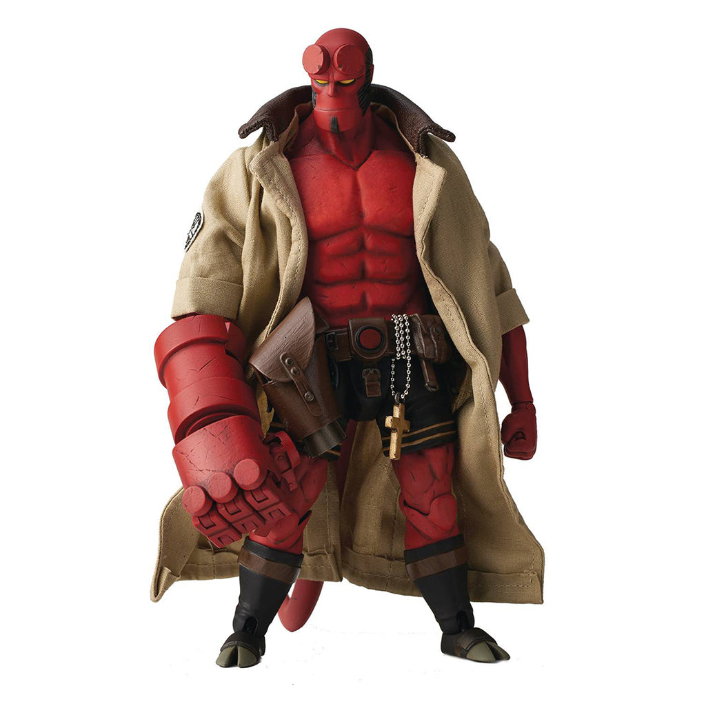 Hellboy 1:12-scale action figure by 1000toys x Mike Mignola PREORDER 1000toys Action Figure Tenacious Toys®