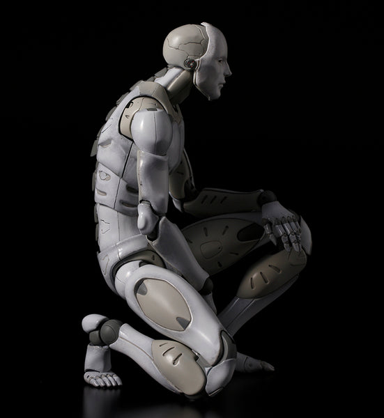 TOA Heavy Industries Synthetic Human 4th Run 1/6-scale action figure by 1000toys