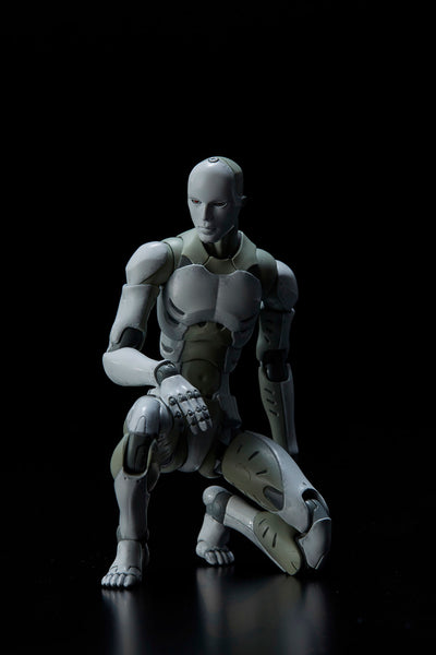 TOA Heavy Industries Synthetic Human 1/12 Scale Action Figure 4th Run by 1000toys