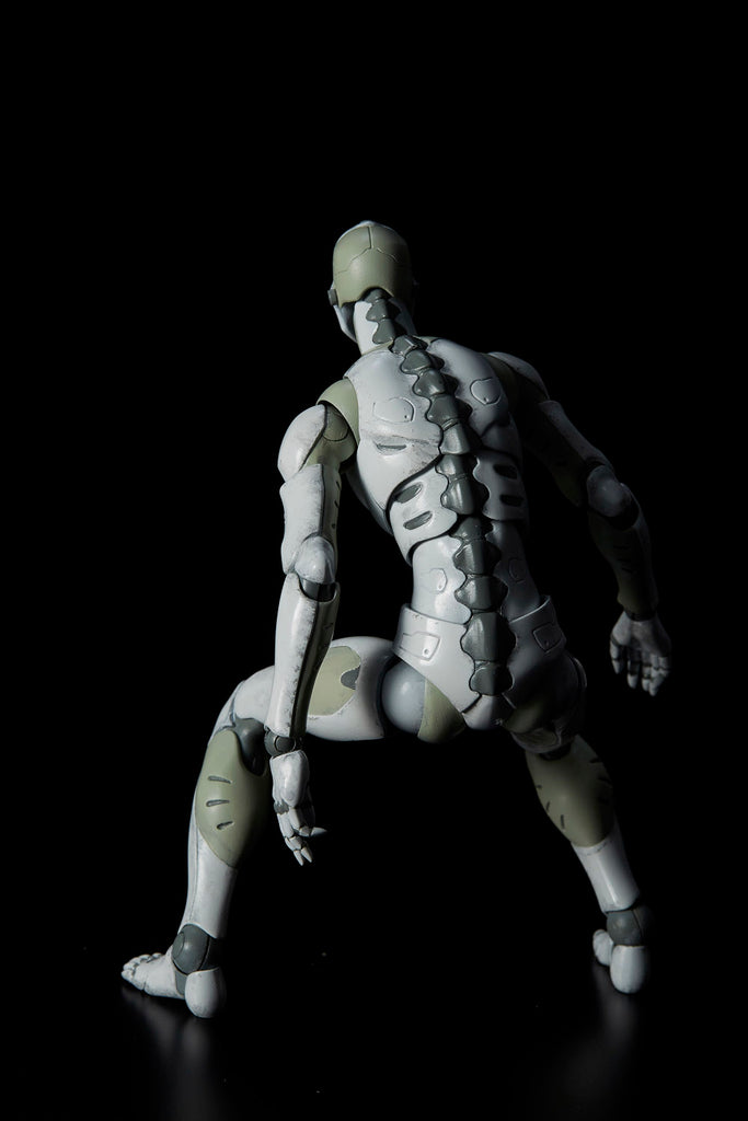 TOA Heavy Industries Synthetic Human 1/12 Scale Action Figure 4th Run by 1000toys 1000toys Action Figure Tenacious Toys®