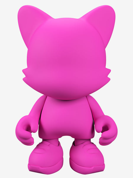 Hot Pink 15-inch UberJanky DIY by Superplastic