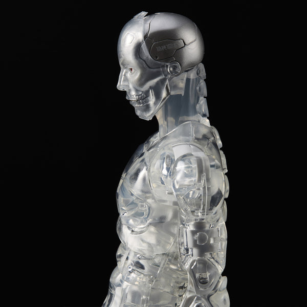 TOA Heavy Industries Synthetic Human Clear Version 1:6-scale action figure by 1000toys