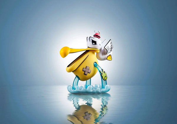 Joe Ledbetter Pelican't medium vinyl figure by Kidrobot PREORDER