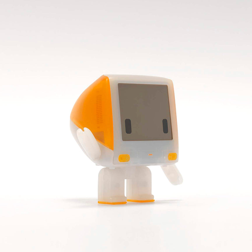 iBot G3 Retrocomputing 8cm plastic figure by playsometoys Classicbot Action Figure Tenacious Toys®