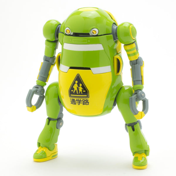 Mechatro 35 WeGo Crossing Guard Nurie 10cm Robot Action Figure WeGo WeGo Tenacious Toys®