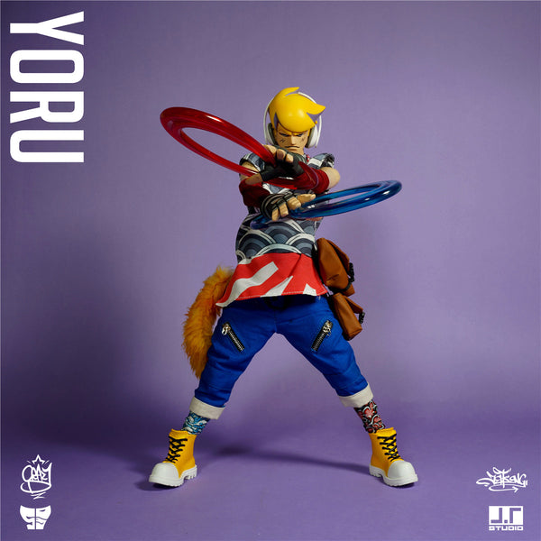 Yoru 1:6-Scale Action Figure by JT Studio JT Studio Action Figure Tenacious Toys®