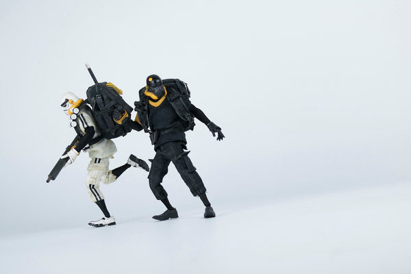 Lonely Trooper TK SERGEANT Action Portable 1/12th Scale Action Figure by ThreeA F3ACTORY PREORDER