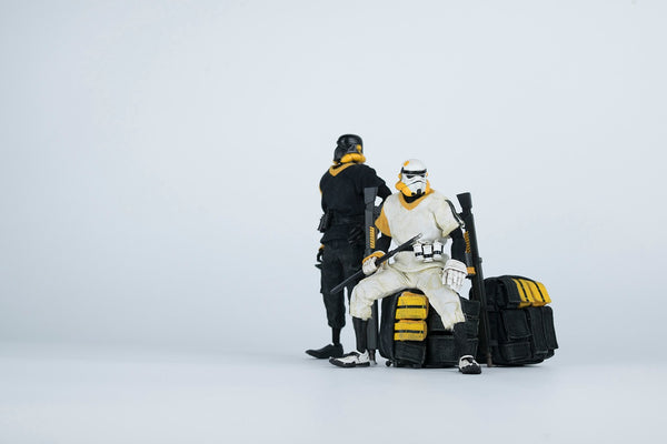 Lonely Trooper TK SERGEANT Action Portable 1/12th Scale Action Figure by ThreeA F3ACTORY PREORDER 3A 3A Tenacious Toys®