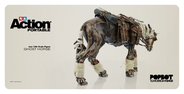 3A Action Portable Wave 2 Ghost Horse - Tenacious Toys®
