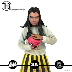 Paul Pope's THB & HR Watson 1/6-scale Collectible Super Set by 3A PREORDER