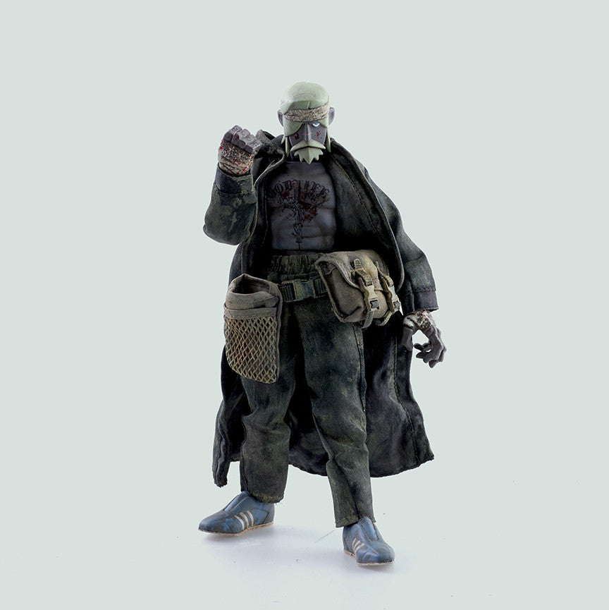 3AGO Mauro Fighting JC 8-inch Adventure Kartel action figure by 3A - Tenacious Toys® - 1