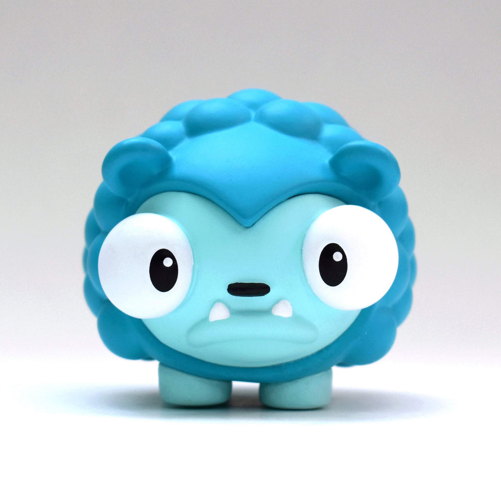 "Bubbles Convention Exclusive 2"" vinyl figure by The Bots & UVD Toys UVD Toys Vinyl Art Toy Tenacious Toys®"