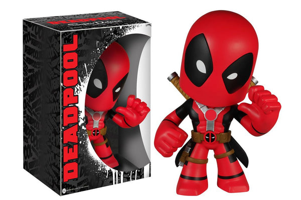 Funko Super Deluxe Marvel Deadpool 9-inch vinyl figure
