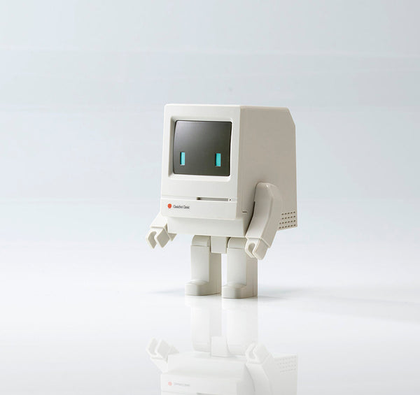 Classicbot Classic 10cm retrocomputer action figure by playsometoys Classicbot Action Figure Tenacious Toys®