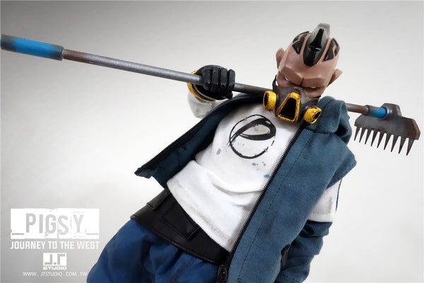 Pigsy 1:6-Scale Action Figure by JT Studio
