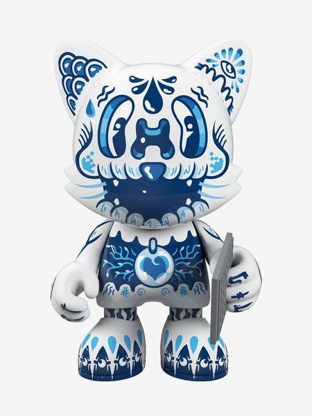 Add Fuel Fragil SuperJanky 8-inch vinyl figure by Superplastic PREORDER SHIPS IN OCTOBER