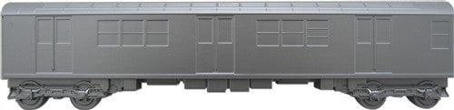 All City Style silver DIY subway train - Tenacious Toys®