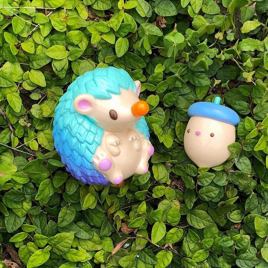 Acorn & Nutty Ocean Breeze edition by FuFuFanny FuFuFanny Vinyl Art Toy Tenacious Toys®