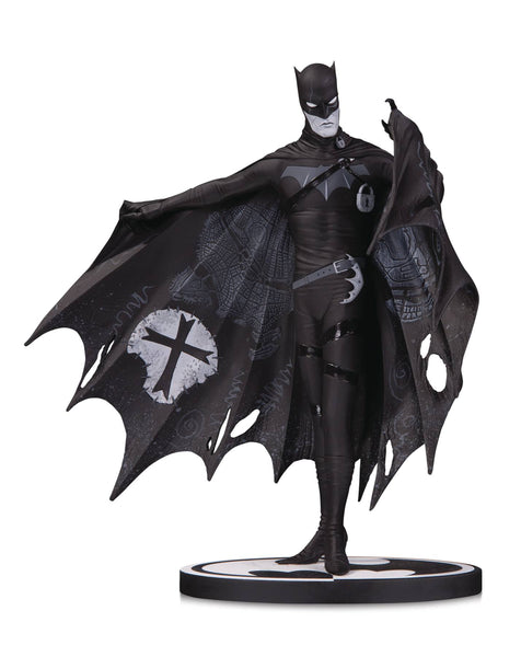 DC Comics Batman Black & White 7-inch Statue by Gerard Way DC Comics Statue Tenacious Toys®