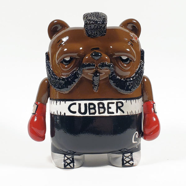 Cubber Lang Custom Jc Rivera Bearchamp By Forces Of
