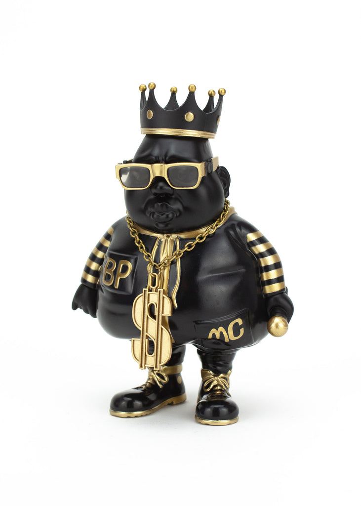 Ron English Big Poppa Tenacious Edition 6-inch vinyl figure by Clutter SOLD OUT Clutter Studios Vinyl Art Toy Tenacious Toys®