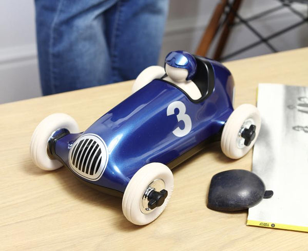 Playforever Bruno Roadster Metallic Blue Edition