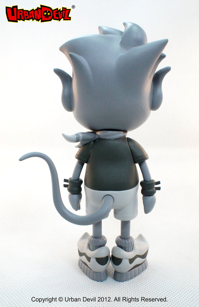 Urban Devil 6-inch figure by PEPPERJERRY PEPPERJERRY Vinyl Art Toy Tenacious Toys®