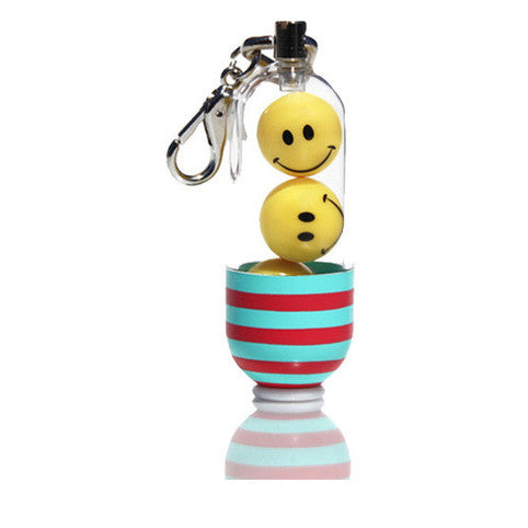 Jason Freeny CAPSL Keychain Full Set - Tenacious Toys® - 12