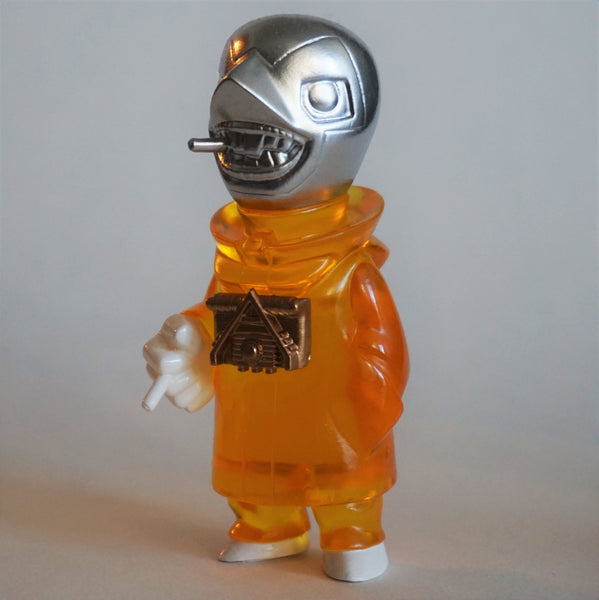Yellow Micronaut Gobi Custom by KrymsynGardImmoral vendor-unknown Resin Tenacious Toys®