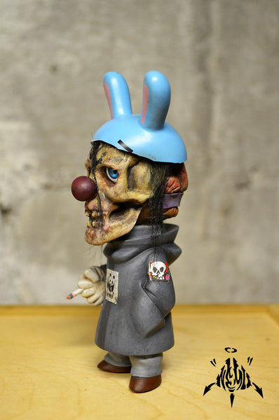 Mr Cankles Custom Dunny Gobi Mashup by Mike NEMO Mendez