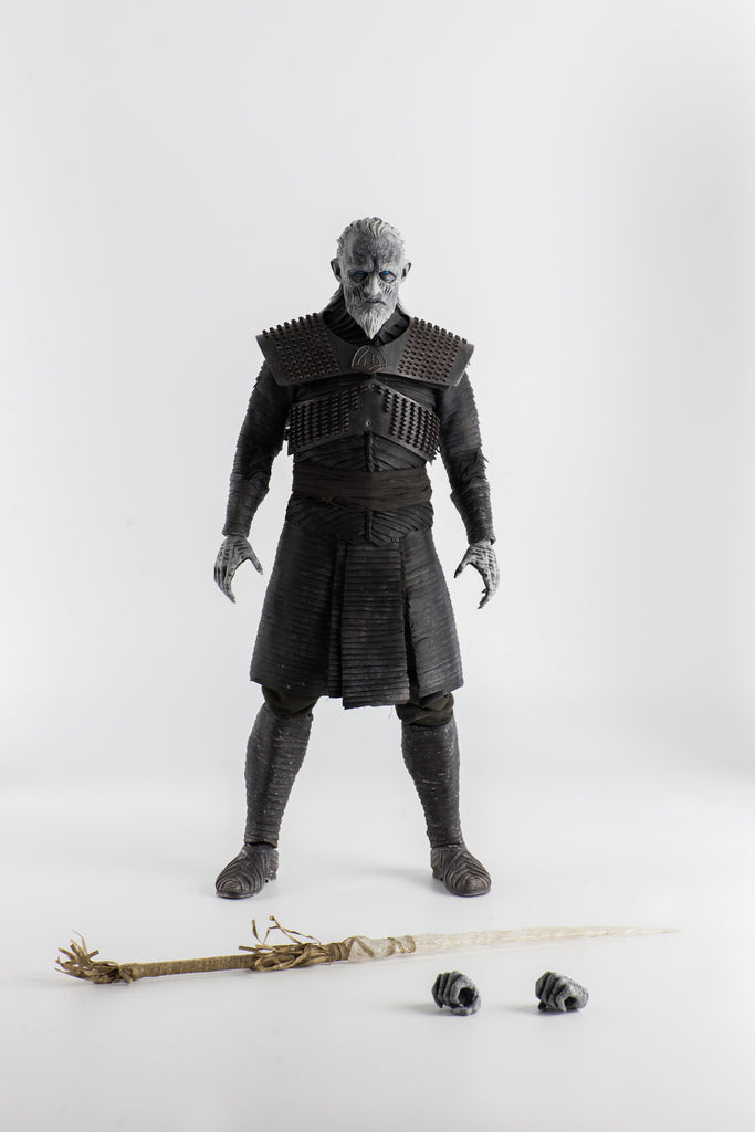 Game of Thrones White Walker 1/6th Scale Action Figure by Three Zero PREORDER