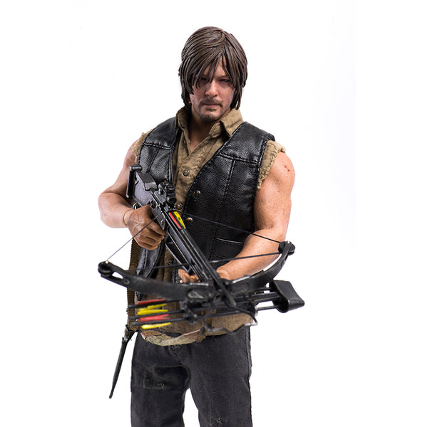 The Walking Dead Daryl Dixon 1/6th Scale Collectible Action Figure by ThreeZero PREORDER