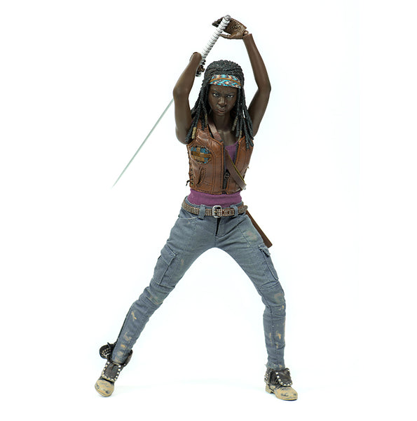 The Walking Dead Michonne 1/6th Scale Collectible Action Figure by ThreeZero PREORDER