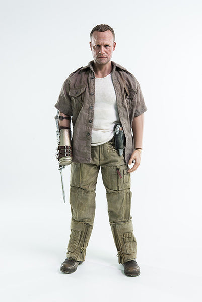PREORDER The Walking Dead Merle Dixon 1:6-scale figure by ThreeZero - Tenacious Toys® - 6