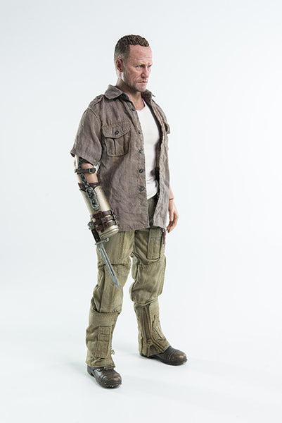 PREORDER The Walking Dead Merle Dixon 1:6-scale figure by ThreeZero - Tenacious Toys® - 4