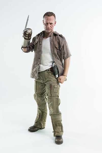 PREORDER The Walking Dead Merle Dixon 1:6-scale figure by ThreeZero - Tenacious Toys® - 3