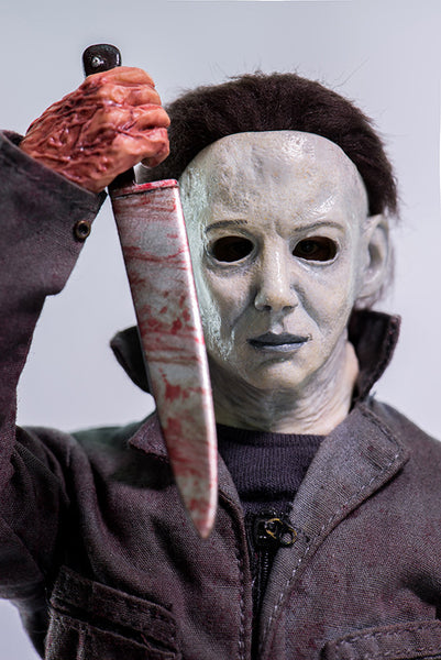 PREORDER Halloween 6 - The Curse of Michael Myers 1:6-scale figure by ThreeZero - Tenacious Toys® - 2