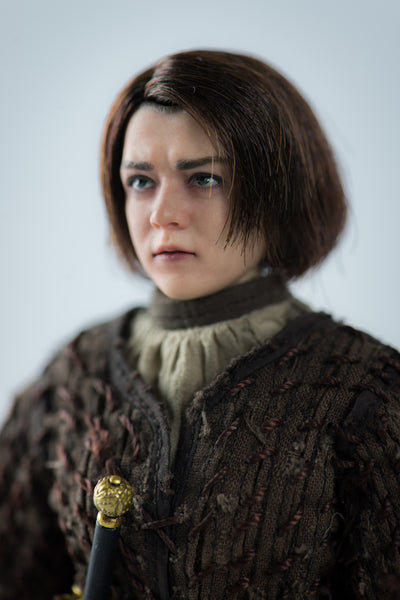 Game of Thrones Arya Stark 1/6-scale action figure by Three Zero PREORDER 3A 3A Tenacious Toys®