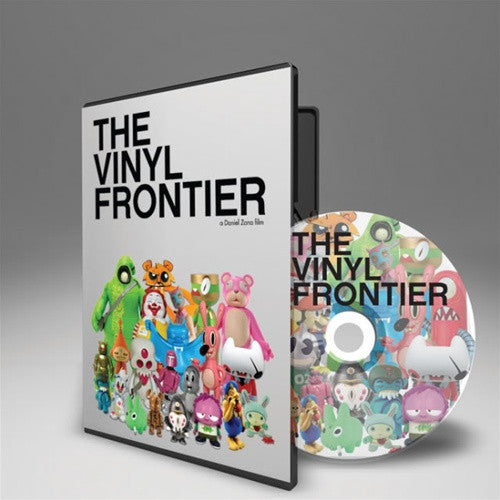 The Vinyl Frontier DVD vendor-unknown DVD Tenacious Toys®