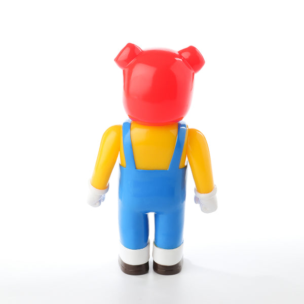 Pointless Island Dog Worker 5-inch vinyl figure by Awesome Toys