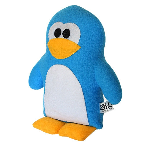 "Furry Feline Creatives Gwenn the Penguin Plush 12"" Classic - Tenacious Toys® - 4"
