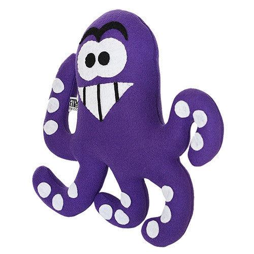 "Furry Feline Creatives Chef Tako the Octopus Plush 12"" Classic - Tenacious Toys® - 3"